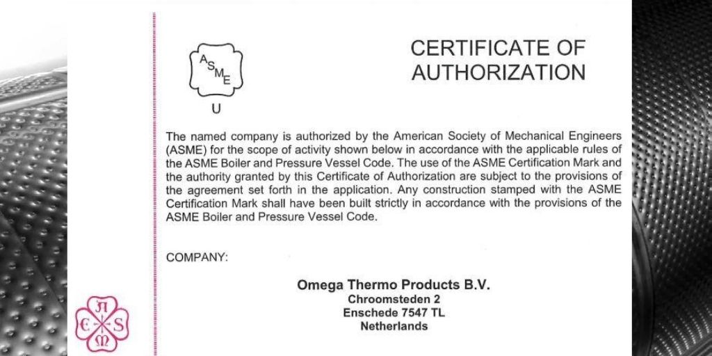 ASME Audit