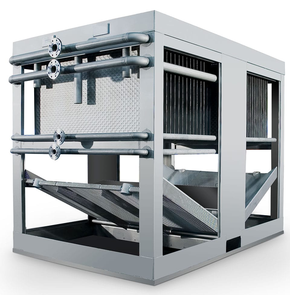 Ice Machine for seafood industry